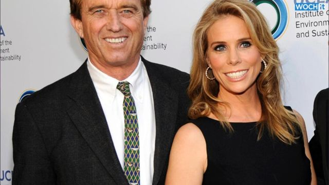News video: Kennedy Clan Gathers For RFK Jr, Actress's Wedding